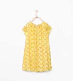Image 2 of Floral embroidery dress from Zara Floral Embroidery Dress, Bordado Floral, Zara New, Girls Dresses, Summer Dresses, My Princess, Kind Mode, Pretty Dresses, What To Wear