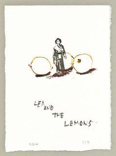 Thomas Schütte, Lea and the Lemons, 2012