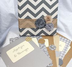 RECIPE BINDER Recipe Dividers Charcoal Gray and by peachykeenday