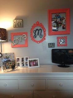 Teenage girl bedroom ideas!