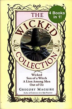 Confessions of an ugly stepsister by gregory maguire fairy the wicked years complete collection wicked son of a wi https fandeluxe Ebook collections