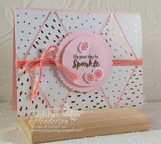 Debbie's DesignsStampin' Up! Paper Pumpkin July 2016 Kit. See all of my Alternative ideas and sign up before August 10 to receive the next kit. Debbie Henderson, Debbie's Designs