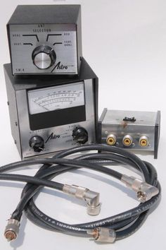 189 best radio stuff meters test equipment and such images in rh pinterest com