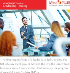MindPlus Leadership Training - English Today Jakarta