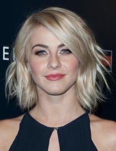 Julianne Hough Shag Hairstyles