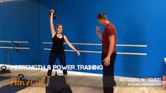 Strength and Power Training.