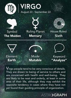 #virgo #astrology #stars More