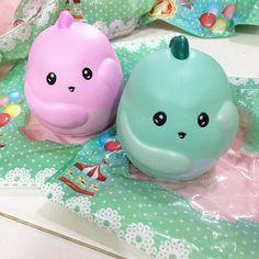 Kawaii Diy, Kawaii Plush, Cute Plush, Cool Squishies, Squishy Store, Slime And Squishy, Cute Stationary, Soft Heart, Cute Dinosaur