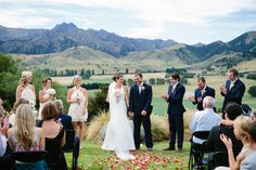 Mia and Ebens New Zealand Wilderness Wedding Lodge Wedding, Wedding Venues, Wanaka New Zealand, Wilderness, Dolores Park, Polka Dots, Weddings, Bride, Travel