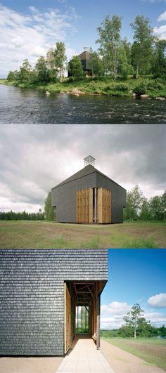 Kärsämäki Church / Anssi Lassila – Lassila Hirvilammi