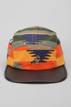 e62abcd193c5c Staple Pigeon 5-Panel Hat Online Only Indie Clothing Brands