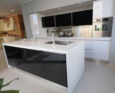 Cucina componibile moderna Linea