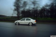 Jetta on the road