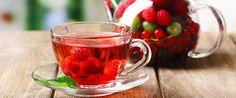 Ceai cu capsuni