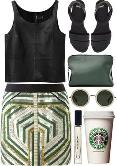 """Either you're somebody ... or you're nobody."" by rosiee22 on Polyvore"