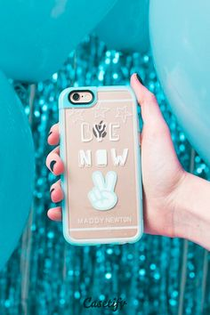 Bye now. Click through to see more New Standard iPhone 6 case designs by @maddynewton >>> https://www.casetify.com/maddynewton/collection | @casetify