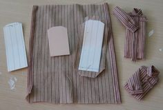 The first thing I am making for the inside of the Haberdashery is shirts. I came up with this pattern several years ago. I examined how shir...