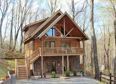 Like New Jim Barna log cabin for sale in Buck Mountain in Mountainview Estates close to West Jefferson, NC Log Cabins For Sale, Log Cabin Kits, Log Cabin Homes, Cabin Plans, Lake Houses For Sale, Tiny Log Cabins, Diy Cabin, Small Cabins, Construction Chalet
