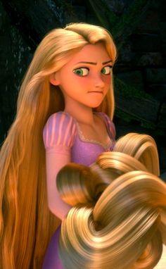 Disney - Tangled - Rapunzel - Blondie