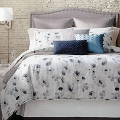 Greys and whites Grey And White, Blue Grey, Canada Shopping, Queen Size Quilt, Amelie, Online Furniture, Comforter Sets, Mattress, Comforters