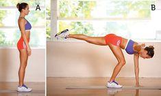 7 Exercícios Para Aumentar 11 cm de Bumbum em Apenas 25 dias | Saúde Perfeita Ser Fitness, Yoga Fitness, Fitness Tips, Fitness Motivation, Health Fitness, Get Moving, Bikini, Get In Shape, Stay Fit