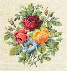 Cod produs 7.20 Trandafiri Culori: 25 Dimensiune: 18 x 18 cm Pret: 37.94 lei