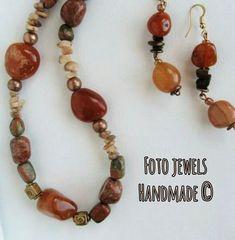 #foto jewels Jewels, Bracelets, Handmade, Hand Made, Jewerly, Bracelet, Gemstones, Fine Jewelry, Gem