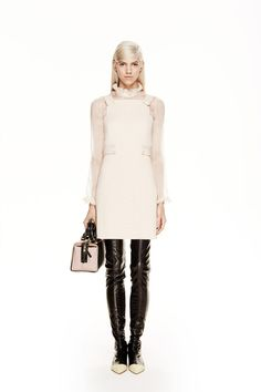 White. M for Missoni | Pre-Fall 2014 Collection | Style.com