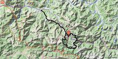 [Pyrénées-Atlantiques] Raid OKB 2017 Circuit long, départ à 1000 m, parcours vers des sommets avoisinants et descente vers Saint-Jean-Pied-de-Port.  Ce parcours alterne pistes, sentiers, passages techniques ou exposés. Passages en forêt et passages à découvert sur des chemins forestiers.
