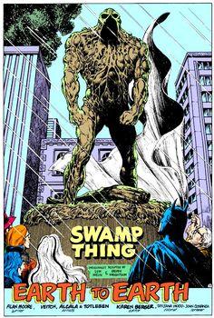 """Homenagem a um Monstro """"desen[carnado]plantado"""" em uma edição com uma das mais inteligentes pontes textuais: De Terra a Terra."""