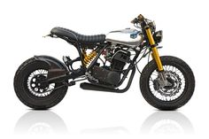 YAMAHA SR500 トラッカー STREET TRACKER by Deus Ex Machina | garagestaff