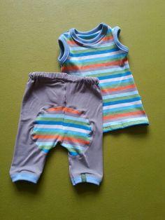 ich hoffe,es wird heiß diesen Sommer,damit ich auch das weitere Sommeroutfit anziehen lassen kann...(immernoch Ottobre 04/2013)