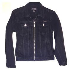 BOSS by IG Design faded black denim jacket BOSS by IG Design faded black denim jacket Jackets & Coats Jean Jackets
