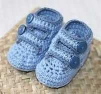 Free Crochet Baby Shoes Patterns - Bing Images