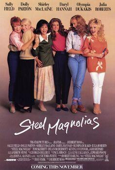 Steel Magnolias 27x40 Movie Poster (1989)