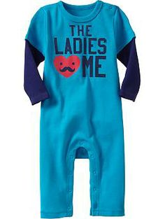 2-in-1 Graphic One-Pieces for Baby OLD NAVY