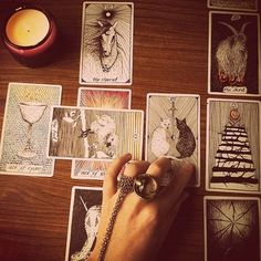 The Basics of Tarot 101 ➝