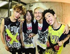 いいね!1,048件、コメント4件 ― きょんさん(@kyontaka10969)のInstagramアカウント: 「· バンドっていいなあ✨ · 仲間っていいなあ✨ · ONE OK ROCK最高だなあ✨ · #ONEOKROCK #Taka #Toru #Ryota #Tomoya #メンバーの連投に嬉しい悲鳴」