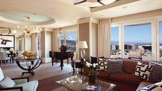Presidential Suite East | Los Angeles Suites | Four Seasons Los Angeles