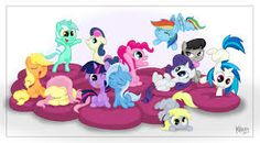 Photo of FILLIES!!! for fans of My Little Pony Friendship is Magic.