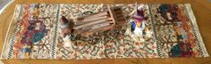 Quilted Table Runner Pumpkins by Codysquilts on Etsy, $15.00