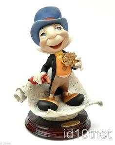 Giuseppe Armani Disney Figurine - Jiminy Cricket (379C)