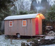 A Hut on Wheels style