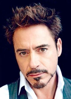The Long Road to Redemption for Robert Downey Jr. The name is instantly recognizable for anyone who is a fan of superhero films. is the leading actor carrying the mantle of Tony Stark, a.a The Iron Man. He's been the guy pla. Robert Downey Jr., Susan Downey, Deborah Falconer, Bart Styles, Hero Marvel, Goatee Styles, Short Beard Styles, Goatee Beard, Iron Man