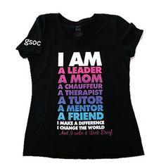 GSOC I Am A Leader T-Shirt