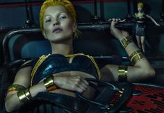 Video: Kate Moss nel film di Primavera Estate 2014 di Alexander McQueen - MarieClaire