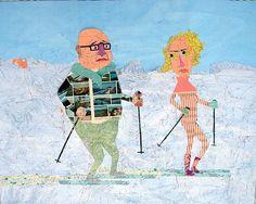 © Joao Machado skiing