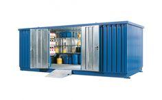 L.F.2925 - Lagercontainer WHG 4-L