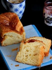 Croissant Loaf (Matcha)