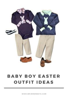 e0947993c485 Baby boy easter outfit ideas Baby Easter Outfit